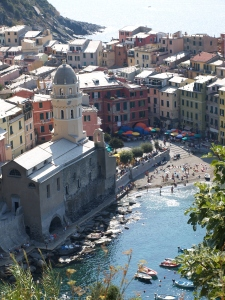Vernazza from above 1