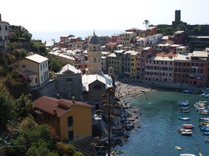 Vernazza from above 2